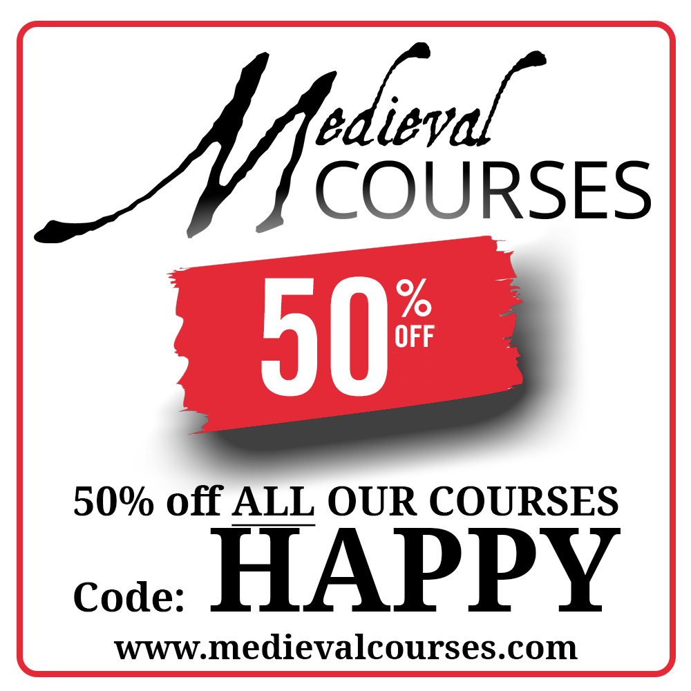 50% off to cheer you up!